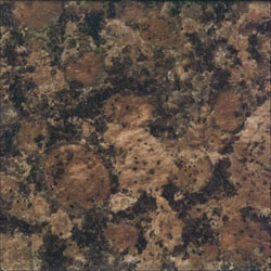Granite Worktop - Baltic Brown