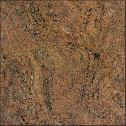 Granite Worktop - Rosso Multicolour