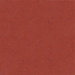 Rojo Terracotta Quarella Quartz Worktops