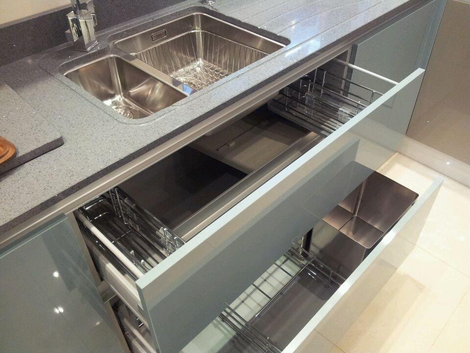 Under Kitchen Sink Storage Solutions Uk
