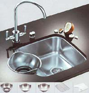Franke BBX 160 Undermount Sink