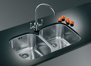 Franke Regatta RGX 120 Undermount Sink