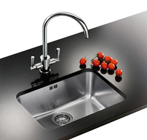 Franke Largo LAX 110 50 Undermount Sink