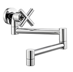 Franke Pot Filler Tap - Chrome
