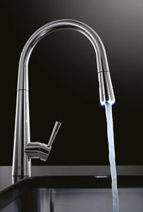 Franke Rolux Pull-Out Spray Tap - Chrome