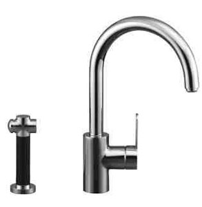 Franke Semi-Pro Side Spray Tap - Silksteel