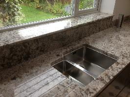 Bianco Antique Granite Worktops